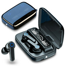 Kopfhörer TWS Bluetooth für Apple iPhone 11 Headset Wireless In-Ear Ohrhörer LED