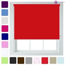 Cortinas y visillos color principal rojo salón
