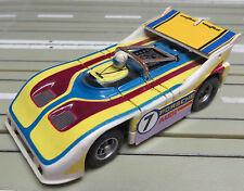 Faller Aurora --  Porsche *Monaco* mit AFX Chassis, + 2 neue Schleifer + Reifen
