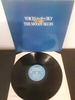 "Voices In The Sky: The Best Of The Moody Blues Vinyl 12"" Compilation LP 1984"