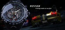 Montre Automatique sport GT racing Winner Original homme PROMO Men Watch