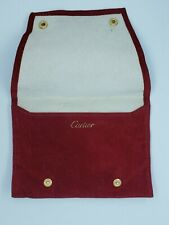 Cartier Watch, Jewerly Bag or Travel Pouch Fiocchi Italy