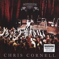 CHRIS CORNELL - SONGBOOK CD ( AUDIOSLAVE / SOUNDGARDEN ) *NEW*