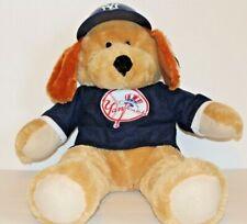 MLB New York Yankees NWT Dog Plush Batter Hat Good Stuff Souvenir W/ Flaw