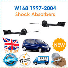 For Mercedes W168 1997-2004 2 Front Shock Absorbers Set Shockers Dampers New