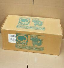 Q-Logic QL-Q.7508 Single 8 inch Subwoofer Enclosure NEW IN OEM BOX + Accessories