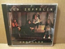 LED ZEPPELIN - Profiled  Rare interview CD    PLANT / PAGE / JONES