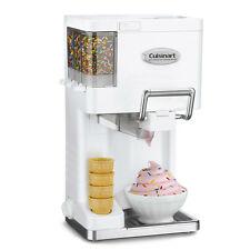 NEW Soft Serve 1.5-quart Ice Cream Maker Yogurt Sorbet Sherbert At Home Swirls