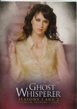 Ghost Whisperer Seasons 1 And 2 Promo Card PUK