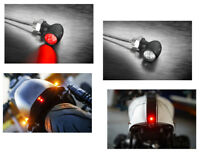 Kellermann LED Rücklicht Bremslicht Bullet Atto schwarz klar E-gepr (200-273)