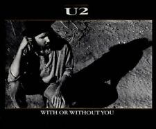 U2 With or without you (1987, #658922)  [Maxi-CD]