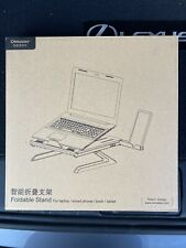 Olmaster Laptop Stand, Muti-Angle Adjustable Portable Foldable Laptop Stand with