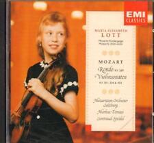 Lott(CD Album)Mozart: Rondo For Vln & Orch-New