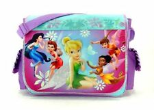 1ca8f5e83288 Disney Tinkerbell Rainbow Color School Messenger Bag
