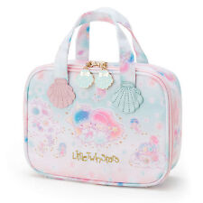 SANRIO LITTLE TWIN STARS SEA PRISM COSMETIC MAKEUP HAND BAG 942731