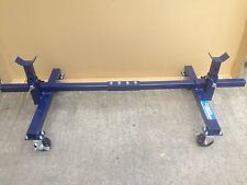 Mobile Axle Stand Cradle Dolly  Cjautos  item Cm05a