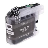 233BK Compatible Ink Cartridge for MFC-J4620DW J5720DW J5320DW DCP-J4120DW