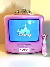 Disney Princess 13� Tv/Dvd/Cd Player Combo w Magic Princess Wand Remote & Tiara