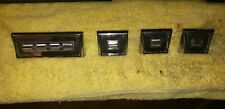 1968 dodge charger power window switch set coronet gtx b-body satellite 4 four
