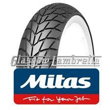 Single MITAS (SAVA) MC20MONSUM 350 x 10WHITEWALL SCOOTER TYRES Lambretta,Vespa