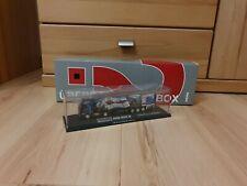 Selten: Fernfahrer Magazin - seltener MB Actros SZ Modell Lkw AIRBRUSH (Herpa)