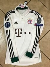 bayern Munich Player Formotion Shirt  Match Unworn Man U schweinsteiger Jersey
