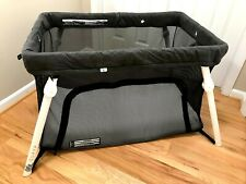Lotus Travel Crib - Backpack Portable, Lightweight, with Comfortable Mattress