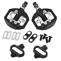 Bicycle Pedal MTB Bike Self-Locking SPD Pedal Clipless Pedal Platform Adapte e1x