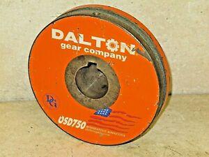 "Dalton Gear   torque limiter  OSD-750-1 7/8    1-7/8"" bore"