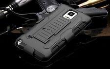 3 in 1 Tough Military Builder Armor Stand Belt Case for Samsung Galaxy NOTE 3