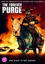 The Forever Purge [2021] (DVD) Ana de la Reguera, Sammi Rotibi, Tenoch Huerta