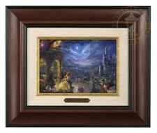 Thomas Kinkade Disney 5x7 Brushworks - Choice of 4 Titles