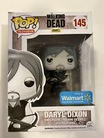 Funko Pop The Walking Dead 145 Walmart Exclusive Daryl Dixon