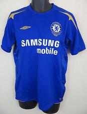 Umbro Chelsea CENTENARY Football Shirt 100 years Soccer Jersey Maglia Medium M