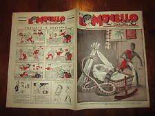 IL MONELLO ANNO V° NUMERO 195 DEL 28 GENNAIO 1937