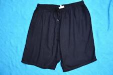 BeMe BLACK Lace Trimmed Textured Shorts Size 18 NEW rrp$49.99 Elastic Waist