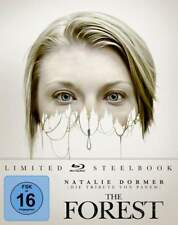 """THE FOREST"" - Natalie Dormer - Horror Thriller - BLU RAY STEELBOOK - neu/OVP"