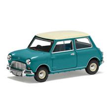 Corgi Vanguards Austin Mini Cooper S Mk1 in Surf Blue VA02538 1 43
