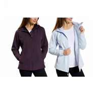 NEW! Kirkland Signature Women's Soft Shell Water-Repellent Hooded Jacket Variety