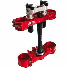 Neken - 209020 - SFS Triple Clamp, Red
