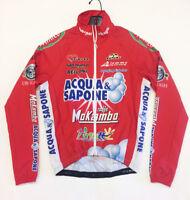 Lightweight Wind Jacket - Size XXS - Acqua & Sapone Cycling Team by GSG