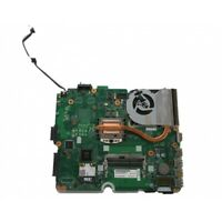 Fujitsu A544 Motherboard, i3-4000M 2.4GHz, Heatsink + Fan(Parts No 1310A2595201)
