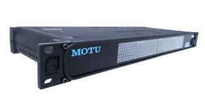 MOTU 24 I/O 24IO 24-Kanal Audio Interface - Klassiker // Rechnung + 1J GEWÄHR!