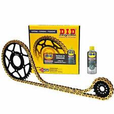 DID 100543 Kit Catena con Corona e Pignone - Oro