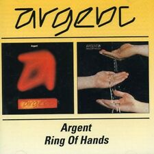 Ring Of Hands/Argent - Argent (2001, CD NIEUW)2 DISC SET