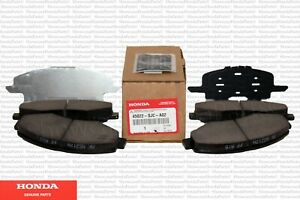 Genuine Honda OEM Front Brake Pad Kit Fits: 2006-2011 Ridgeline