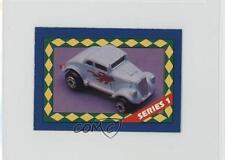 1989 Series 1 Base #17 Classic Chop-Top V-8 Hot Rod Non-Sports Card 0w6
