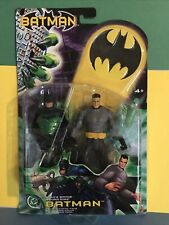 Mattel 2004 Batman, Bruce Wayne, Bruno Diaz Figure Armour with Cape
