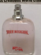 TRUE RELIGION HIPPIE CHIC FOR WOMEN - 3.4 OZ/100 ML EDP SPRAY  - NO CAP