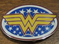 NWT WONDER WOMAN DC COMICS BELT BUCKLE #S05